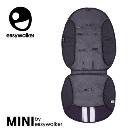 MINI by Easywalker wkładka do wózka summer Dark Grey