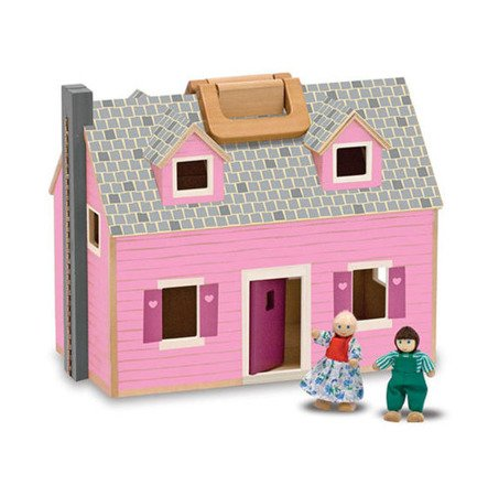 Domek dla lalek Walizeczka, MD13701
