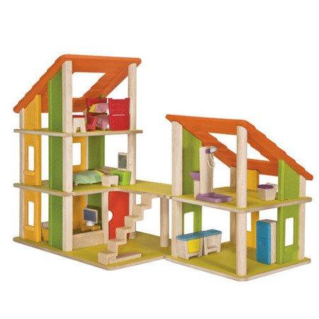 Domek dla lalek z mebelkami, Plan Toys®