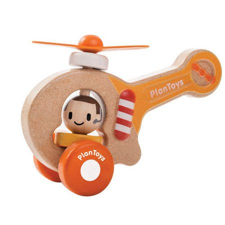 Helikopter strażacki, Plan Toys®