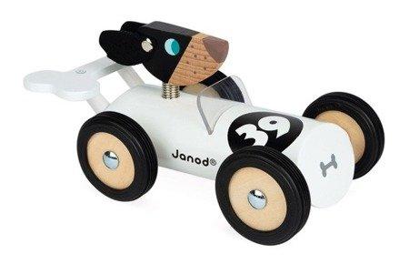 Drewniany samochód w stylu retro Spirit Bernard, Janod