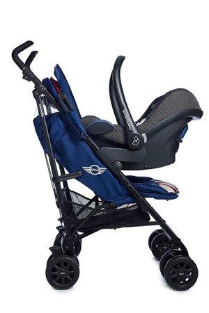 Easywalker Adapter do fotelika samochodowego do wózka spacerowego