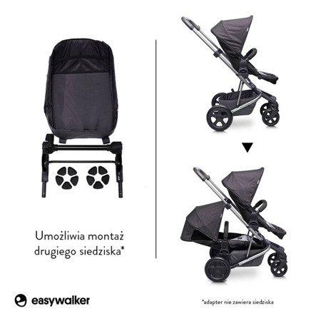 Easywalker Harvey/Harvey2 Zestaw do wózka dla dwójki dzieci
