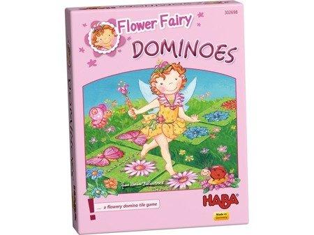 Gra Domino Kwiatowa Wróżka (3+)