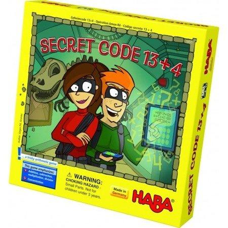 Gra - Sekretny Kod 13+4 (Wer. Eng)