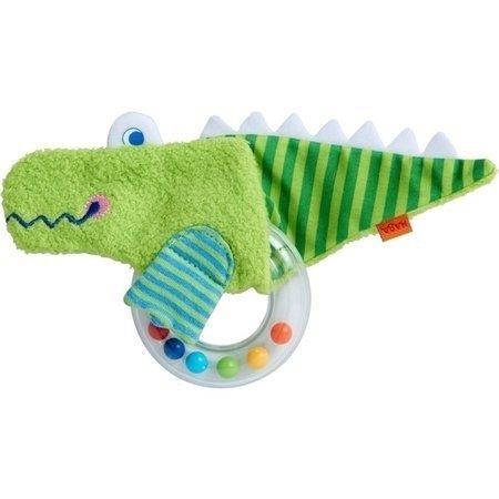 Grzechotka - gryzak Krokodyl