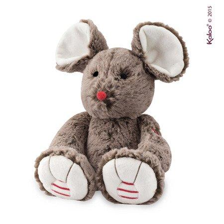 Kaloo Myszka czekoladowy brąz 31 cm kolekcja Rouge