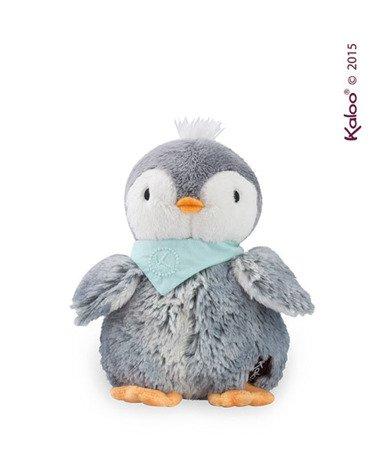 Kaloo Pingwin Szary w pudełku 19 cm kolekcja Les Amis