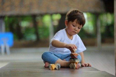 Kamienie geometryczne, Plan Toys