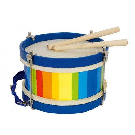 Kolorowy Bęben, zabawka muzyczna, Goki 61919