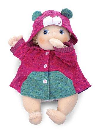 Kurtka dla lalki z motywem Misia, Rubens Barn