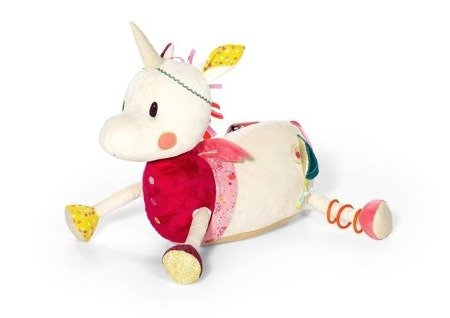LILLIPUTIENS Hop on activity unicorn Luise 6 m+