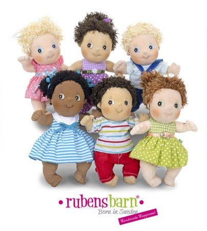 Lalka Rubens Cutie, Karin, Rubens Barn, RB-150012