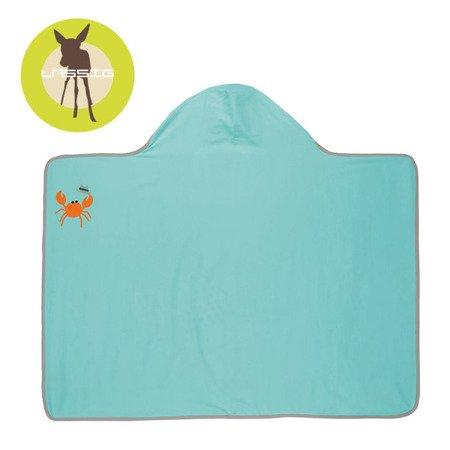 Lassig Ręcznik z kapturem Star Fish 100x70 cm UV 50+