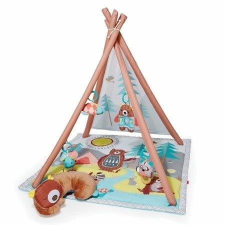 Mata edukacyjna Tipi Camping
