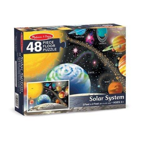Melissa, Puzzle - Układ Słoneczny (48 elementów)