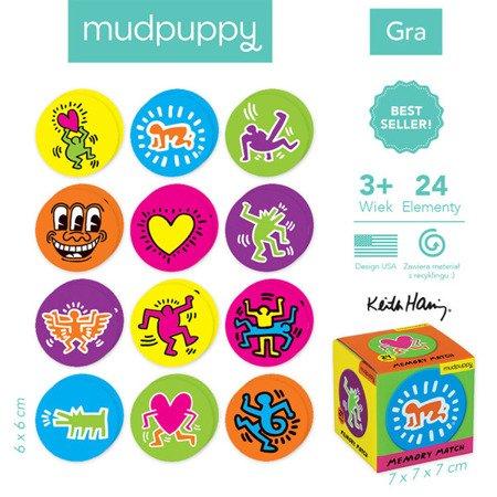 Mudpuppy Gra Mini Memory Keith Haring