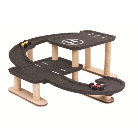 Parking - kreatywność i zabawa, Plan Toys 6270