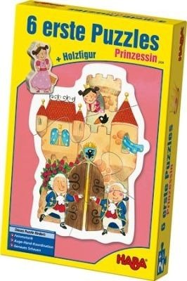 Pierwsze puzzle - Księżniczka