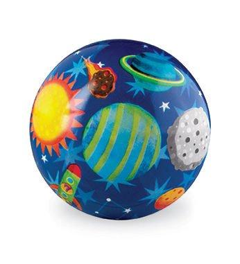 Piłka 10 cm, wzór Układ Słoneczny, CC-2180-9