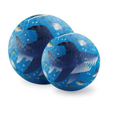 Piłka 18 cm, rafa z rekinami, CC
