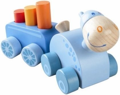 Pojazd drewniany - Habaland Konik
