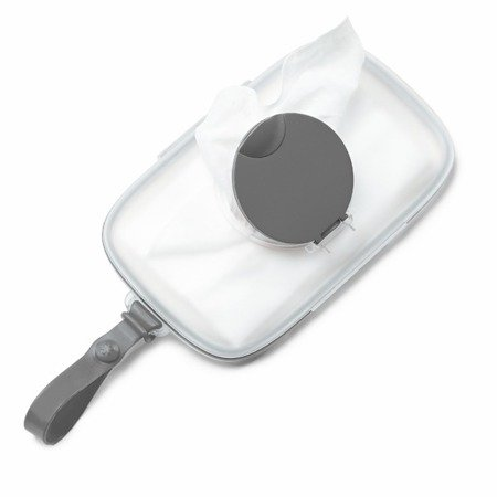 Pojemnik na mokre chusteczki Swipes Grey