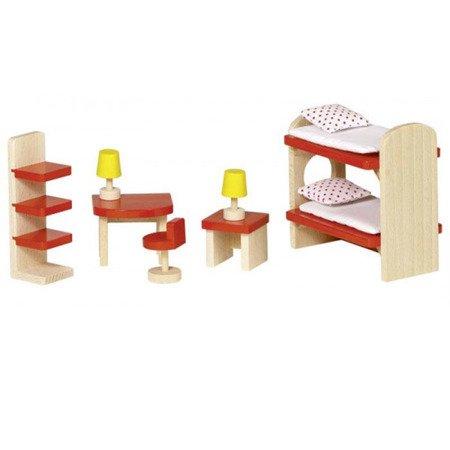 Pokój dziecięcy do domku dla lalek