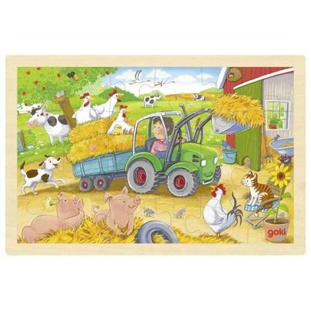 Puzzle 24 el Farma, Goki