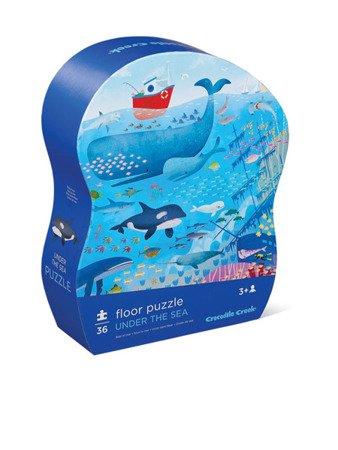 Puzzle 36 el. motyw podwodny świat
