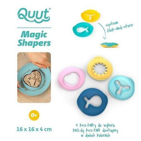 QUUT Foremki wielofunkcyjne Magic Shapers 1szt.
