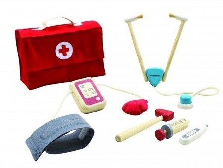 Zestaw lekarski, zabawa w doktora, Plan Toys®