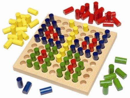 Sorter kształtów (kolorowe obrazki)