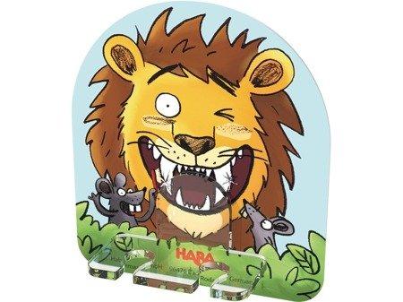 Uchwyt na szczotki do zębów Lew