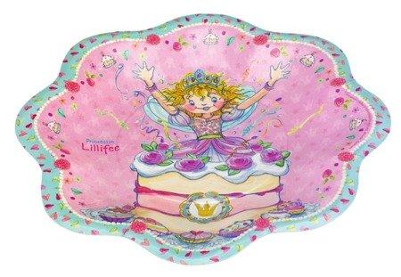 Urodzinowe talerzyki Lillifee (8 szt.)
