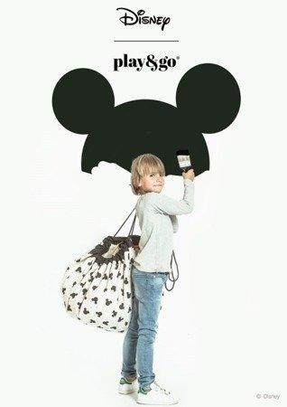 Worek Disney Mickey Black