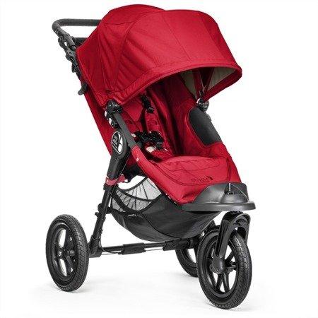 Wózek CITY ELITE SINGLE RED 13430 Baby Jogger