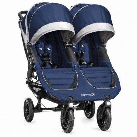 Wózek CITY MINI DOUBLE GT COBALT/GRAY 2002715 Baby Jogger