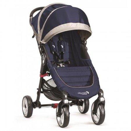 Wózek CITY MINI SINGLE 4W COBALT GRAY 200269 Baby Jogger