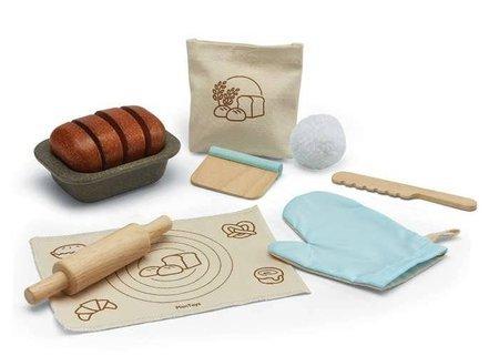 Zestaw do wypieku chleba domowego, Plan Toys