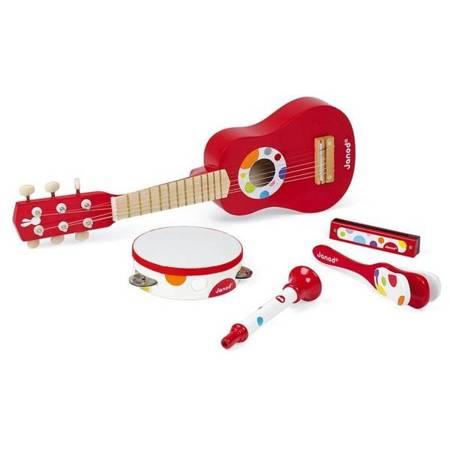 Zestaw instrumentów duży Confetti, Janod