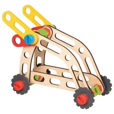Zestaw konstrukcyjny: Budowanie pojazdów, Goki